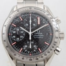Omega Speedmaster Racing new 2002 Automatic Chronograph Watch with original box and original papers 35195000