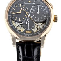Jaeger-LeCoultre Duomètre Rose gold 42mm Grey United States of America, Illinois, BUFFALO GROVE