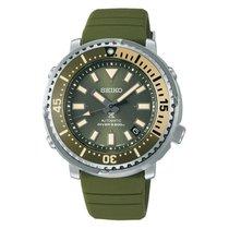 Seiko Prospex Steel 43.2 mmmm Green No numerals