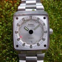 Zodiac Astrographic Steel 39mm Silver No numerals
