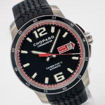 Chopard 168565-3001 Steel 2021 Mille Miglia 43mm new