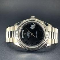 Rolex (ロレックス) 218239 ホワイトゴールド 2011 デイデイト II 41mm 中古