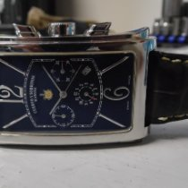 Cuervo y Sobrinos Steel 47mm Automatic 1014 pre-owned United States of America, Texas, The Woodlands