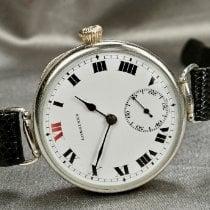 Longines Gut Silber 37,8mm Handaufzug Schweiz, Morcote