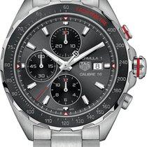 TAG Heuer Formula 1 Calibre 16 new 2020 Automatic Chronograph Watch with original box and original papers CAZ2012.BA0876