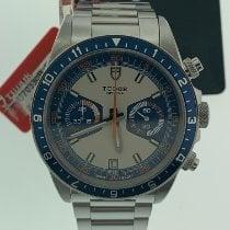Tudor Heritage Chrono Blue new 2021 Automatic Chronograph Watch only M70330B-0004