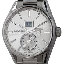 TAG Heuer Carrera Calibre 8 Steel 41mm Silver United States of America, Texas, Austin