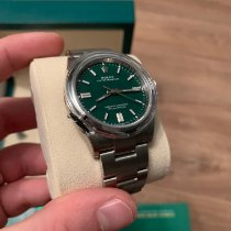 Rolex 126000-0005 Acero 2021 Oyster Perpetual 36 36mm usados
