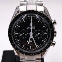 Omega Speedmaster Professional Moonwatch nuovo 2021 Manuale Cronografo Orologio con scatola e documenti originali 311.30.42.30.01.005