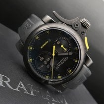 Graham Chronofighter 2TRAB.B11A Very good Steel 46mm Automatic South Africa, Johannesburg