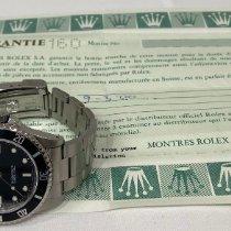 Rolex Submariner (No Date) 14060 Sehr gut Stahl 40mm Automatik