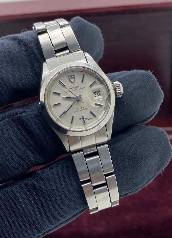Tudor Prince Oysterdate 7616/0 pre-owned
