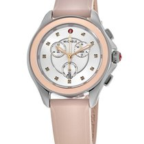 Michele Silver Quartz Pink new