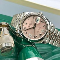 Rolex Datejust 126234 Αφόρετο Ατσάλι 36mm Αυτόματη