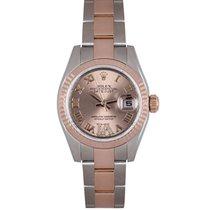 Rolex 179171 Or/Acier 2010 Lady-Datejust 26mm occasion