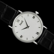 Piaget pre-owned Quartz 30.5mm White Sapphire crystal