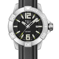 Ball Engineer Hydrocarbon Deepquest Titanium 42mm Black Arabic numerals United States of America, New Jersey, River Edge
