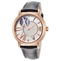 Zenith Academy Rose gold 46mm Silver Roman numerals United States of America, Florida, Sarasota
