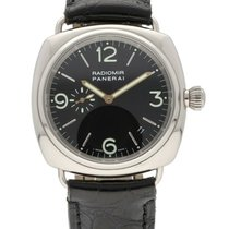 Panerai White gold Automatic 40mm pre-owned Radiomir