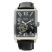 Gevril Steel 34mm Automatic 5071B pre-owned United States of America, Florida, Sarasota