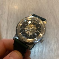 Itay Noy Steel 42mm Automatic pre-owned