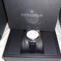 Baume & Mercier Classima new 2018 Quartz Watch with original box and original papers M0A10323