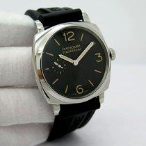 Panerai Radiomir 1940 pre-owned 42mm Black Leather