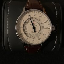 Meistersinger Pangaea Day Date PDD903 Very good Steel 40mm Automatic