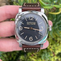 Panerai Special Editions PAM 00587 Good Steel 47mm Manual winding