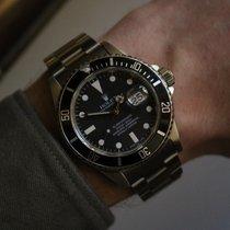 Rolex Submariner Date 16800 Nagyon jó Acél 40mm Automata
