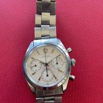 Rolex Chronograph Steel 36mm Silver No numerals United States of America, California, Malibu