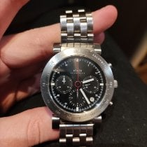 Xemex pre-owned Chronograph 40mm Black Sapphire crystal 10 ATM