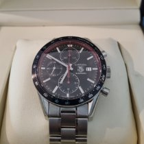 TAG Heuer new Automatic 41mm Steel Sapphire crystal