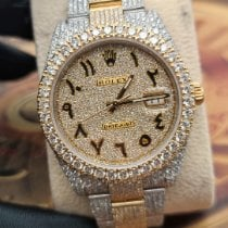Rolex Yellow gold Automatic Gold 41mm pre-owned Datejust II