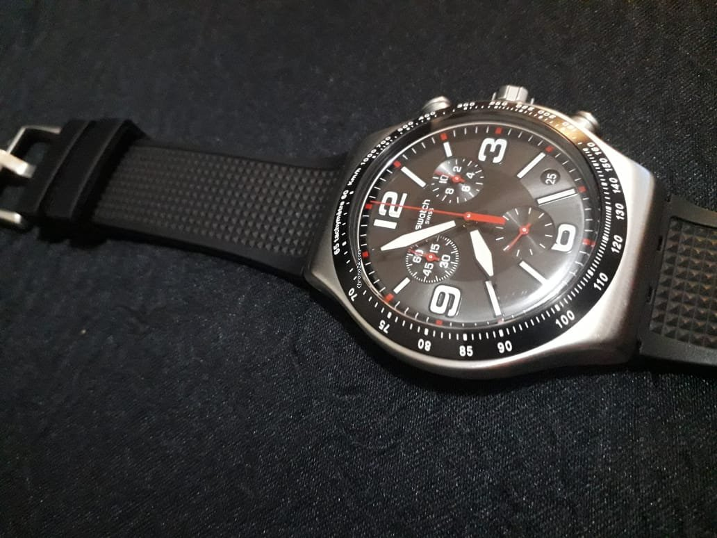 Swatch YVS461 pre-owned