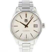 TAG Heuer Carrera Lady Staal 32mm Zilver Nederland, Maastricht