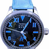 Terra Cielo Mare Steel 44mm Automatic TC6012AC3PA pre-owned United States of America, Florida