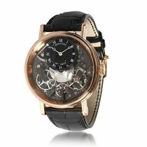 Breguet Tradition Rose gold 40mm Black United States of America, New York, New York
