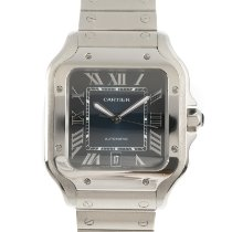 Cartier Steel 38mm Automatic WSSA0030 pre-owned