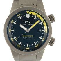 IWC Aquatimer Automatic 2000 Titanium 43mm Black