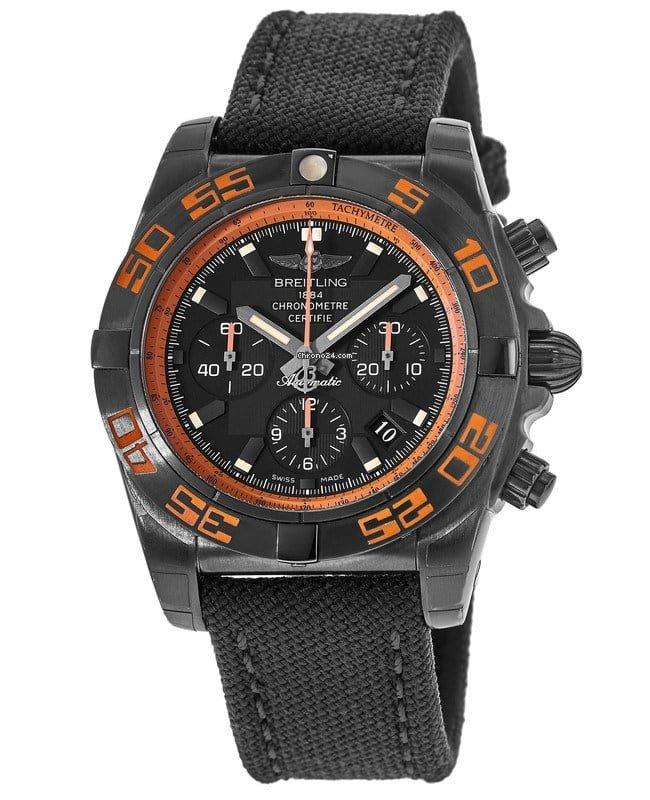 Breitling Chronomat 44 Raven MB0111C2/BD07-109W new