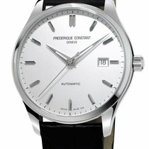 Frederique Constant Classics Index Steel 40mm Silver United States of America, New York, Monsey