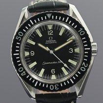 Omega Seamaster 300 Steel 42mm Black