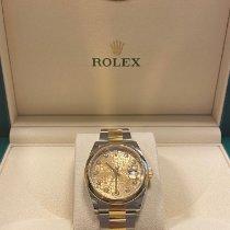 Rolex Datejust Oro/Acciaio 36mm Italia, Caserta