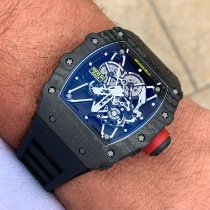 Richard Mille RM 035 RM35-01 Very good Carbon 49.94mm Manual winding