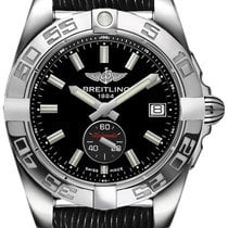Breitling Galactic 36 Steel 36mm Black No numerals United States of America, New Jersey, Princeton