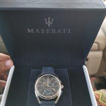 Maserati Steel 41mm Quartz R8851132001 pre-owned