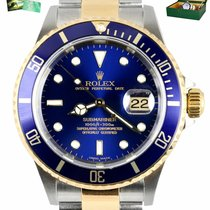 Rolex 16613 Gold/Steel Submariner Date 40mm pre-owned United States of America, New York, Smithtown