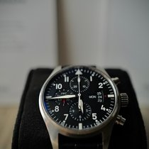 IWC Steel 43mm Automatic IW377701 pre-owned India, Mumbai