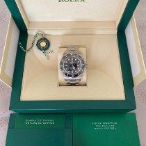 Rolex Sea-Dweller Deepsea Acier 44mm Noir Sans chiffres France, Roquevaire